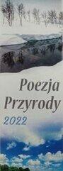 Kalendarz 2022 Paskowy Poezja przyrody ARTSEZON