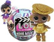 LOL Surprise Movie Magic Doll Asst in PDQ (12szt)