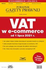 VAT w e-commerce od 1 lipca 2021 r.