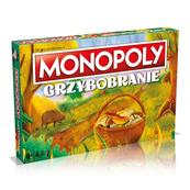 Monopoly - Grzybobranie gra 01340 WINNING MOVES