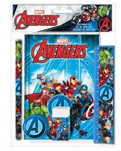 Zestaw szkolny 5el The Avengers MV15824 Kids Euroswan