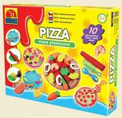 Masa plastyczna - pizza. 43848 DROMADER