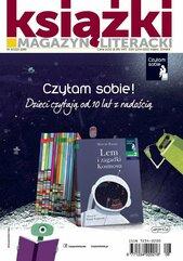 Magazyn Literacki Książki 8/2021