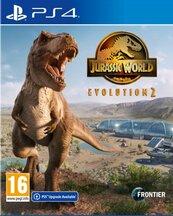 Jurassic World Evolution 2 (PS4)