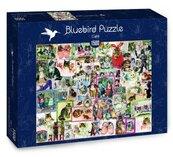 Puzzle 1500 Koty