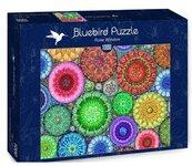 Puzzle 1000 Kolorowe rozety