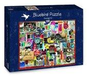 Puzzle 1000 Zestaw do szycia