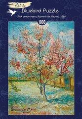 Puzzle 1000 Kwitnące drzewo brzoskwini