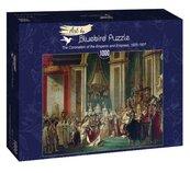 Puzzle 1000 Koronacja cesarza i cesarzowej