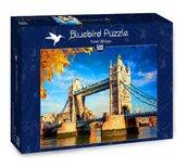 Puzzle 500 Londyn, Widok na Tower Bridge