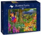 Puzzle 1500 Francois Ruyer, Czarownica na pikniku