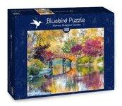 Puzzle 1500 Ogród Botaniczny w Midwest