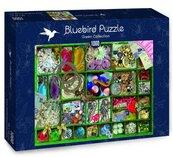 Puzzle 1000 Zielona kolekcja