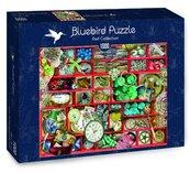 Puzzle 1000 Czerwona kolekcja
