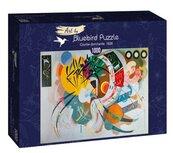 Puzzle 1000 Wassily Kandinsky, Dominacja kreski