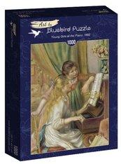 Puzzle 1000 Młode koniety przy fortepianie