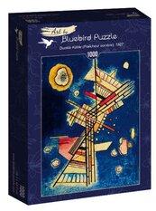 Puzzle 1000 Wassily Kandinsky, Ciemny chłód