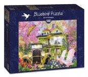Puzzle 1000 Uroczy stary domek