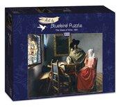 Puzzle 1000 Jan Vermeer, Kieliszek wina