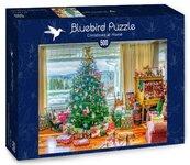 Puzzle 500 Święta w domu