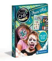 Clementoni Crazy chic Zestaw do malowania twarzy 78770 p6