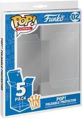 Funko POP Protector: Pop Foldable Protectors (5 Pack)