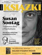 Książki. Magazyn do czytania 4/2021