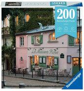 Puzzle Momenty 200 elementów Paryż