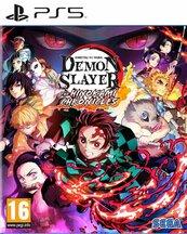 Demon Slayer Kimetsu no Yaiba - The Hinokami Chronicles (PS5)