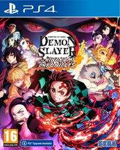 Demon Slayer Kimetsu no Yaiba - The Hinokami Chronicles (PS4)