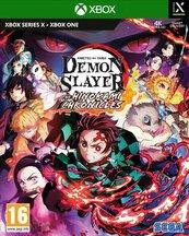 Demon Slayer Kimetsu no Yaiba - The Hinokami Chronicles (XOne/XSX)