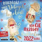 Kalendarz 2022 ścienny Classic Dobre Anioły