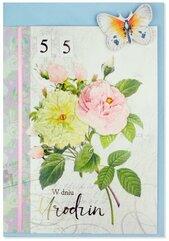 Karnet B6 Urodziny (wymienne cyf.) HM200-2347