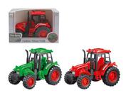 Traktor w pudełku mix 2 kolory 116822 cena za 1 sztukę
