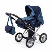 Bayer Wózek dla lalek City Star niebieski