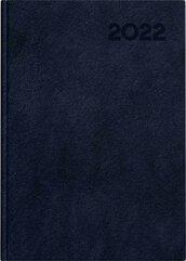 Kalendarz 2022 książkowy A5 Basic DTP granat