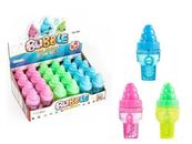 Bańki mydlane Lody 10cm BBAŃ4667 mix p24 cena za 1 szt