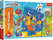 Puzzle 100el Super siła Super Things 16425 Trefl