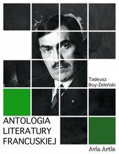 Antologia literatury francuskiej