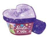 Barbie Brokatowe serduszko z ciastoliną 100g