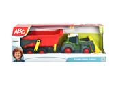 Traktor z przyczepą 65cm Happy Fendt ABC Dickie