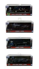 Batman i Batmobile 1:32 JADA mix Cena za 1szt