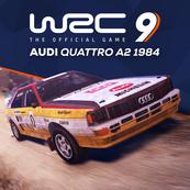 WRC 9 - Audi Quattro
