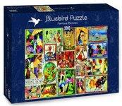 Puzzle 3000 Słynne obrazy