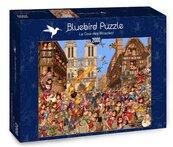 Puzzle 2000 Dwór pełen cudów