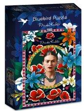 Puzzle 2000 Portret Fridy Kahlo
