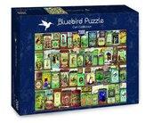 Puzzle 2000 Kolekcja puszek