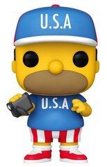 Funko POP Animation: The Simpsons - U.S.A. Homer