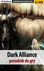 Dark Alliance - poradnik do gry