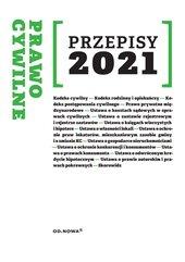 Prawo Cywilne Przepisy sierpień 2021